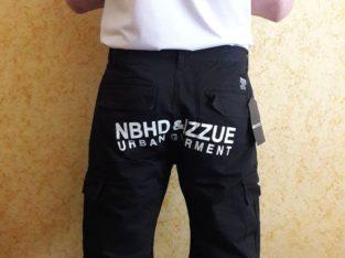 Шорты бриджи NHIZ бермуды supreme stussy с карманами vans Киев