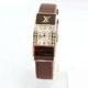 LOUIS VUITTON часы Киев Украина женский браслет LV бордо