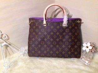 LOUIS VUITTON сумка Киев Украина клатч кросс боди LV M40908 фиолетовый