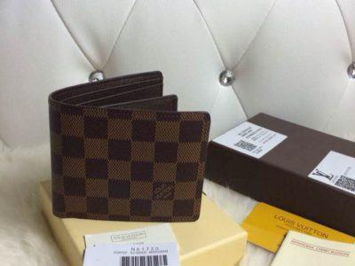 LOUIS VUITTON кошелек Киев Украина клатч портмоне LV N61720 шахматка