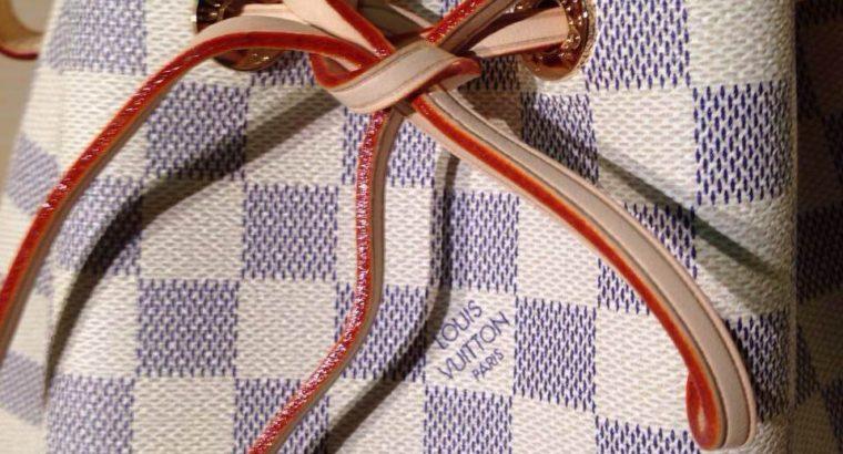 LOUIS VUITTON сумка Киев Украина клатч рюкзак кросс боди LV N42222 шахматка