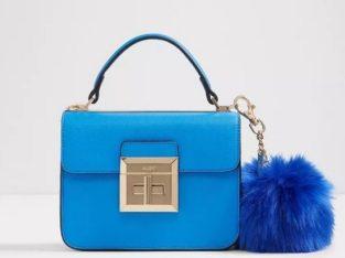 ALDO сумка Киев Украина клатч косметичка кросс боди дамская сумочка синий