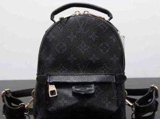 LOUIS VUITTON Palm Springs Киев Украина женский рюкзак сумка черный
