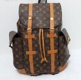 LOUIS VUITTON рюкзак Киев Украина сумка CHRISTOPHER PM LV N41379 монограм коричневый