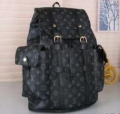 LOUIS VUITTON рюкзак Киев Украина сумка CHRISTOPHER PM LV N41379 монограм черный