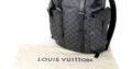 LOUIS VUITTON рюкзак Киев Украина сумка CHRISTOPHER PM LV N41379 шахматка серый