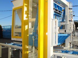 Стационарный вибропресс по производству блоков SUMAB Е-300