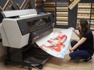 Печать на холсте, Фото на холсте, Модульные картины