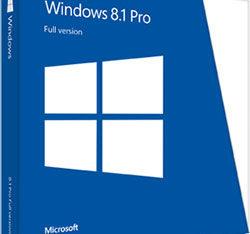 Microsoft Windows 8.1 Professional — для дома и малых организаций