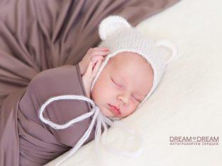 Фотосессия новорождённых. Фотограф новорожденных, г. Киев