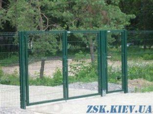 Ворота из сетки Классик H-1,48м, L-5м