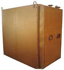 Продам экономайзеры чугунные, ЭБ, дымососы, вентиляторы, циклоны.
