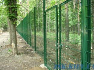 Ворота из сетки Классик H-1,68м, L-3м