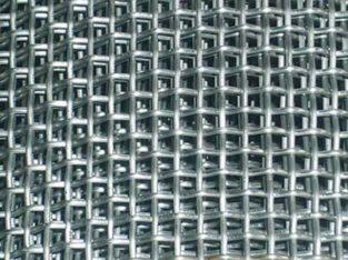 Сетка тканая нержавеющая, низкоуглеродистая, сварная оцинкованная