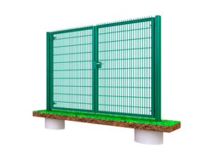 Ворота из сетки Классик H-1,0м, L-3м