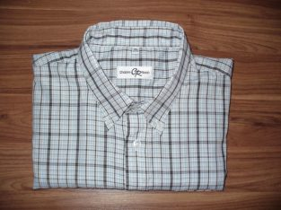 Мужская рубашка тенниска charles xl 43/44