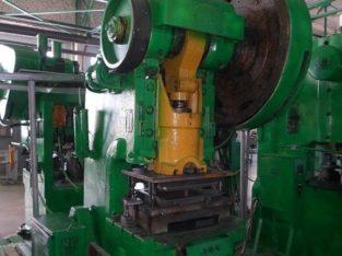 Предлагаем универсальный пресс КВ-235. Пневмомеханический пресс КВ-235