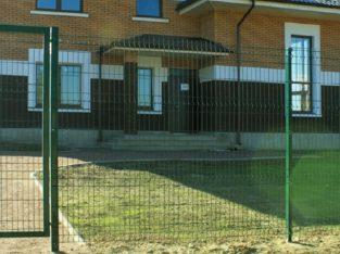 Забор из сетки высотой 2.03м Секция КЛАССИК 4мм