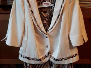 Продам женское платье-костюм