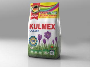 Порошок для кольорових речей KULMEX 1,4 кг. Гурт.