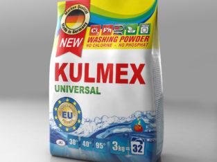Порошок універсальний KULMEX 3 кг. Гурт.