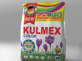 Порошок для кольорових речей KULMEX 4,7 кг. Гурт.