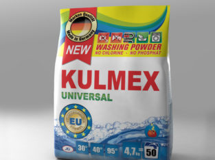 Порошок універсальний KULMEX 4,7 кг. Гурт.