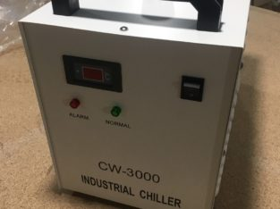 Чиллер охладитель CW-3000 оригинал