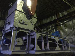 Семенорушка для подсолнечника. Рушально-веечная машина. оборудование для маслоцеха.