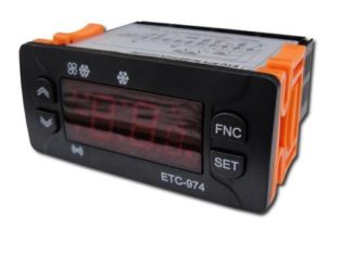 Котроллер электронный Elitech ETC 974