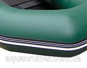 Защитный брус ПВХ (привальный, днищевой) для надувных лодок и катеров