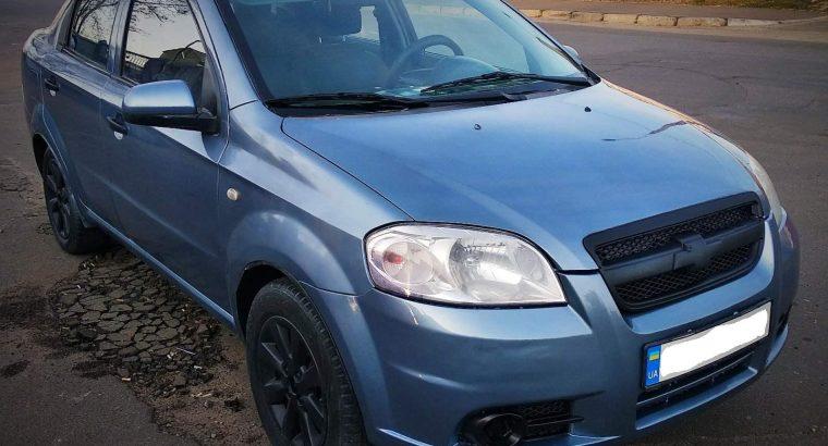 Аренда авто киев без залога под выкуп Шевроле Авео