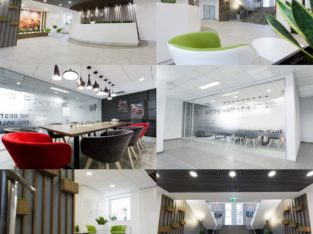 Фотосъемка интерьеров, помещений, офисов.