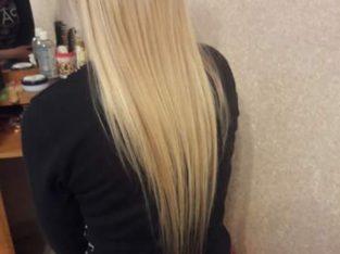 Наращивание волос микронаращивание 1000 грн Киев обл