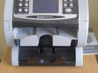 (СУПЕР ЦЕНА ,НОВАЯ)Счётная машинка,сортировщик банкнот MAGNER 150