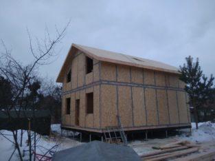 Дом из Сип Панелей . Строительство СИП Панельных домов / SIP (СИП) Дом