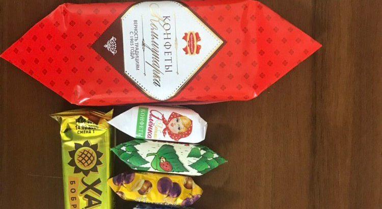 Белорусские кондитерские изделия