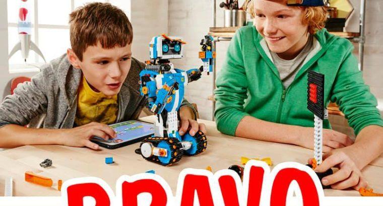 LEGO конструирование на позняках