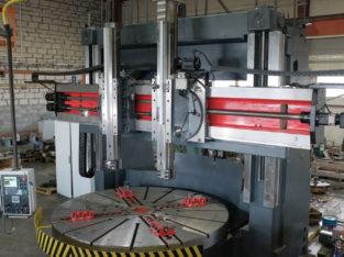 Предлагаем токарно-карусельные станки 1525, 1Л532, 1525Ф1, 1525Ф3