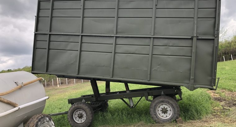Прицеп тракторный 2ПТС- 4 самосвальный