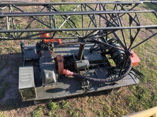 Буровая установка УРБ 2.5 А с инструментом