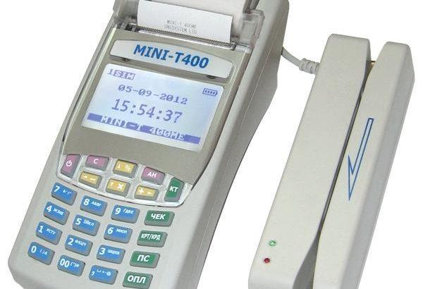 Кассовый аппарат MINI-T400ME. Кассовые аппараты новые и б.у
