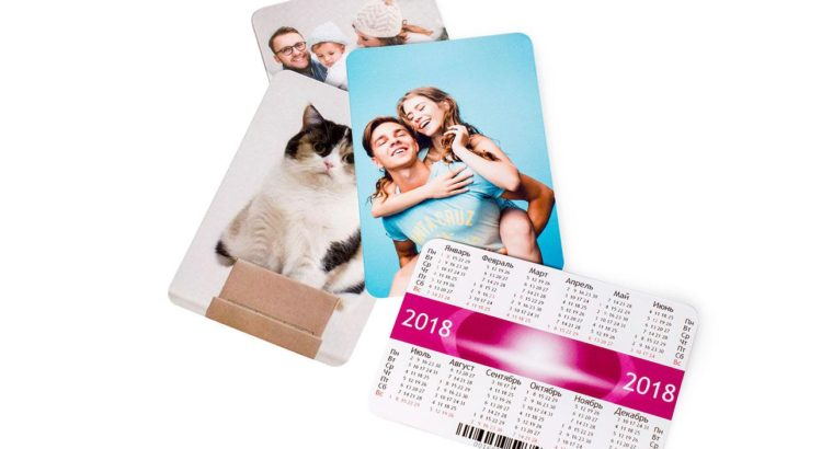 Печать календарей в полиграфческом центре ПромАрт