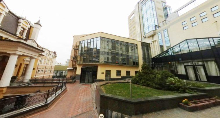 Офис в БЦ возле Золотых Ворот