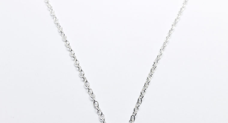 Ожерелье колье намисто подвеска цепочка кулон медальон амулет оберег ключик от сердца для подарка серебро ланцюжок