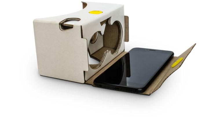 Детский конструктор виртуальной реальности – 3D очки BitKit VR