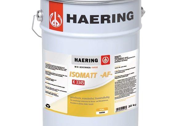 Грунтующая эмаль Haering Haeraplast 1K H5