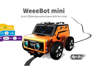 Конструктор WeeeBot mini STEM Robot V2.0