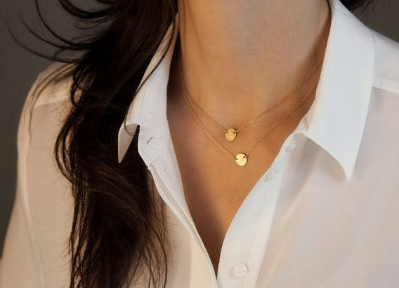 Нарядное ожерелье колье намисто подвеска цепочка кулон медальон амулет оберег для подарка золото серебро ланцюжок