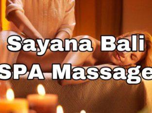 Акция на услуги массажа